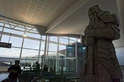 Aeroporto de Auckland - Nova Zelândia Fotografia de Stock