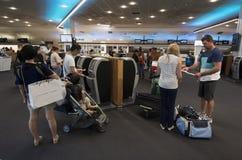 Aeroporto de Auckland - Nova Zelândia Foto de Stock