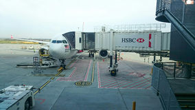 Aeroporto de Austrália Melbourne Foto de Stock Royalty Free