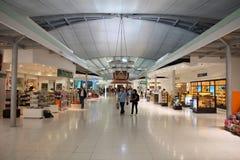 Aeroporto de Banguecoque fotos de stock