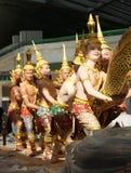 Aeroporto de Banguecoque imagens de stock