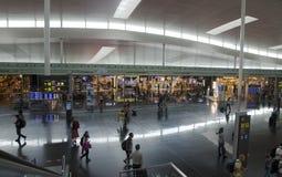 Aeroporto de Barcelona Fotografia de Stock