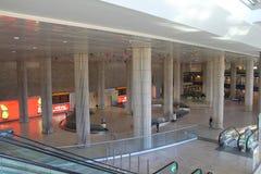 Aeroporto de Ben Gurion. Telavive Fotografia de Stock Royalty Free