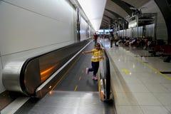 Aeroporto de Dubi Foto de Stock