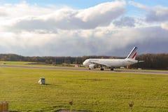 Aeroporto de Genebra Fotografia de Stock Royalty Free