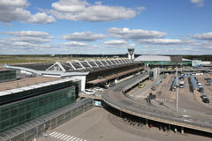 Aeroporto de Helsínquia Fotos de Stock Royalty Free