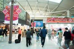 Aeroporto de Incheon Fotos de Stock