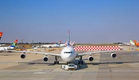 Aeroporto de Joanesburgo Tambo Fotos de Stock