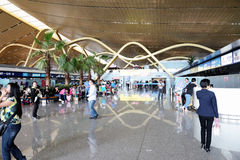 Aeroporto de KUNMING CHANGSHUI Fotografia de Stock Royalty Free