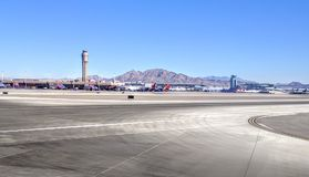 Aeroporto de Las Vegas Imagens de Stock