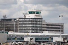 Aeroporto de Manchester Foto de Stock Royalty Free