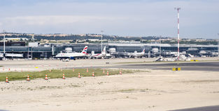 Aeroporto de Marselha fotos de stock royalty free
