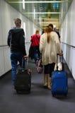Aeroporto de Melbourne - Tullamarine Airpor Foto de Stock