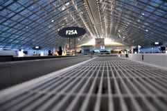 Aeroporto de Paris Charles de Gaul Imagem de Stock