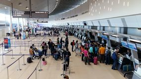 Aeroporto de Perth Imagens de Stock
