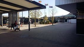 Aeroporto de Perth Fotografia de Stock Royalty Free