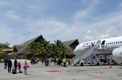 Aeroporto de Punta Cana Imagem de Stock Royalty Free