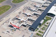 Aeroporto de Santos Dumont Foto de Stock Royalty Free