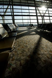 Aeroporto de Shanghai fotografia de stock