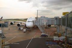 Aeroporto de Singapore Changi Fotos de Stock
