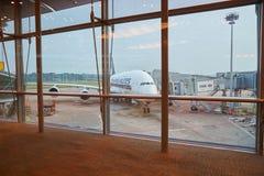 Aeroporto de Singapore Changi Imagens de Stock