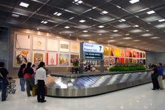 Aeroporto de Suvarnabhumi Imagem de Stock