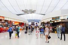 Aeroporto de Suvarnabhumi Fotografia de Stock Royalty Free