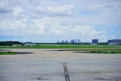 Aeroporto de TPA Imagens de Stock Royalty Free