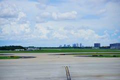 Aeroporto de TPA Foto de Stock Royalty Free