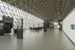 Aeroporto de Zagreb na Croácia Imagens de Stock