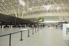 Aeroporto de Zagreb na Croácia Imagem de Stock Royalty Free