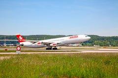 Aeroporto de Zurique Fotos de Stock