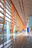 Aeroporto del capitale di Pechino fotografia stock