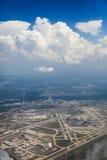 Aeroporto del Chicago Ohare Fotografia Stock