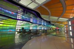 Aeroporto del O'Hare Immagine Stock Libera da Diritti
