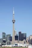 Aeroporto dell'isola di Toronto Fotografie Stock