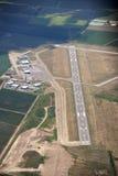 Aeroporto della st Catharines, Ontario immagini stock libere da diritti