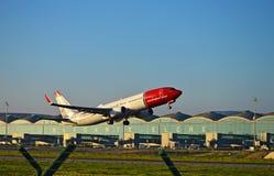Aeroporto di Alicante Elche Fotografia Stock