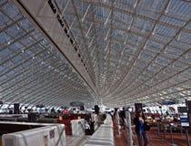 Aeroporto di Charles de Gaulle - di Roissy Fotografia Stock