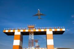 Aeroporto di Congonhas Fotografia Stock