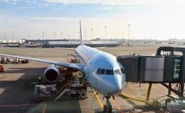 Aeroporto di Copenhaghen Fotografie Stock