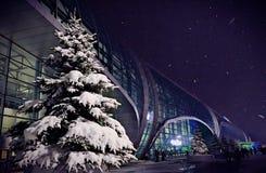 Aeroporto di Domodedovo, aeroporto Domodedovo Immagini Stock