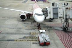 Aeroporto di Don Meung a Bangkok, Tailandia fotografie stock libere da diritti