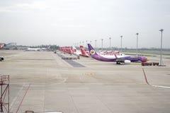 Aeroporto di Don Meung a Bangkok, Tailandia immagine stock