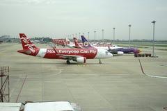 Aeroporto di Don Meung a Bangkok, Tailandia fotografia stock libera da diritti