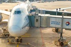 Aeroporto di Francoforte Immagine Stock