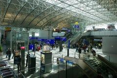 Aeroporto di Francoforte Fotografie Stock Libere da Diritti