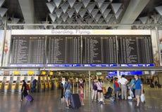 Aeroporto di Francoforte internazionale Fotografia Stock