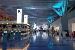 Aeroporto di Haneda, Giappone - aeroporto internazionale di Tokyo Fotografia Stock