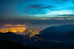 Aeroporto di Hong Kong Fotografie Stock